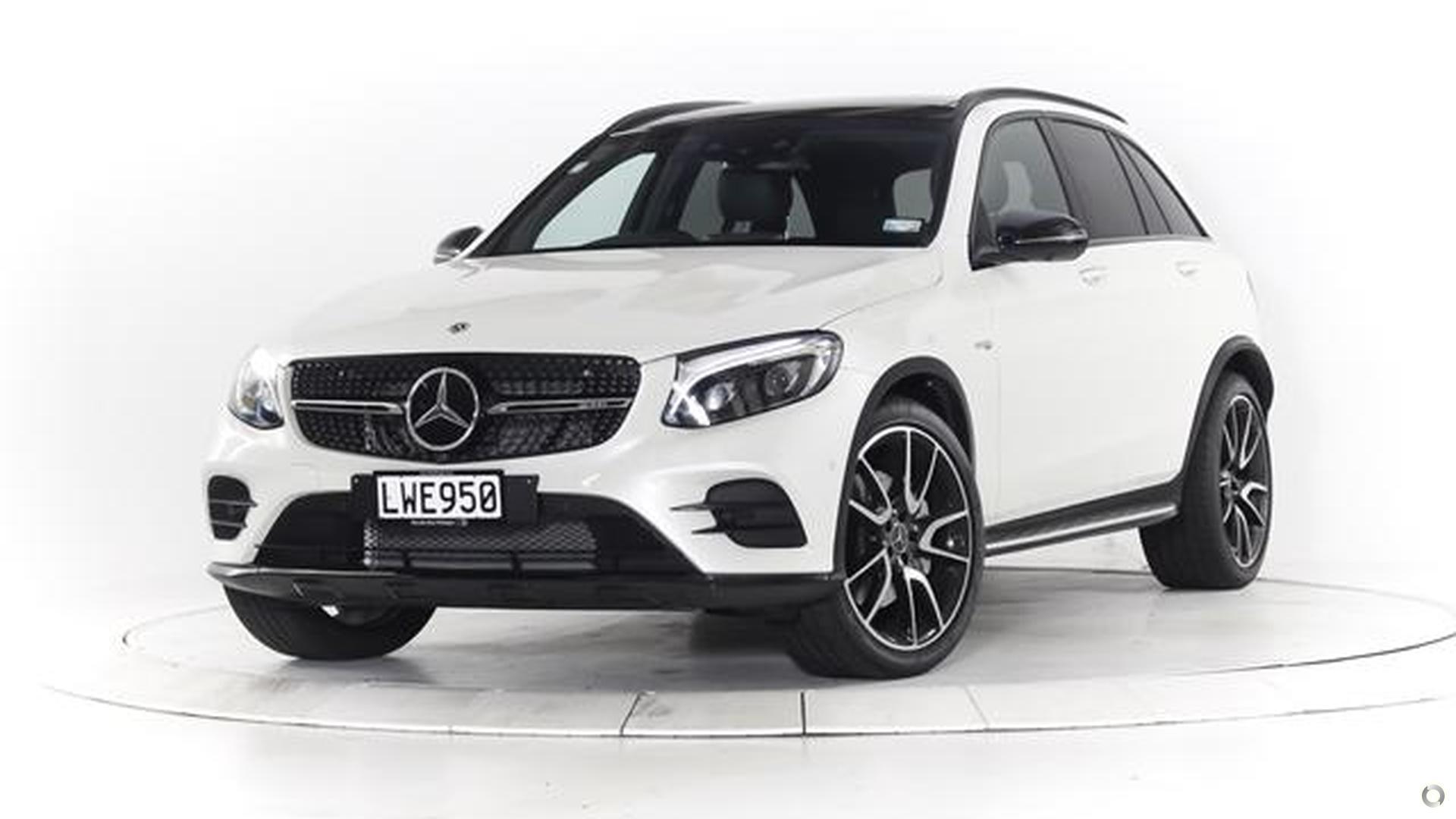 2018 Mercedes-AMG GLC 43 Wagon