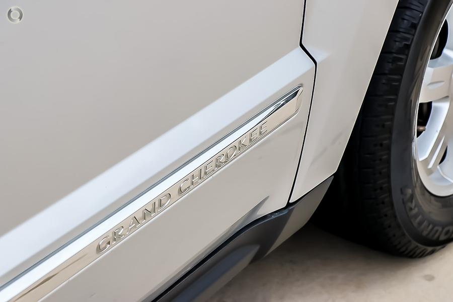 2010 Jeep Grand Cherokee Limited WH