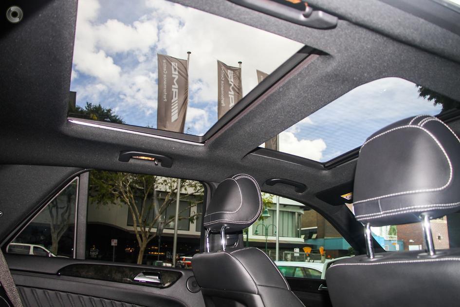 2017 Mercedes-Benz GLE 500 E Wagon