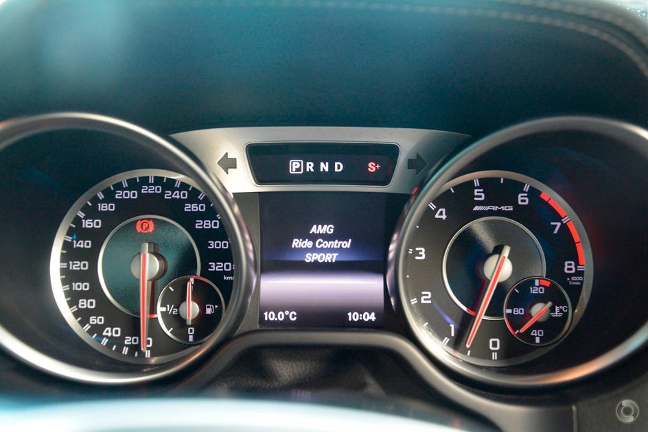 2015 Mercedes-Benz SL 63 Roadster