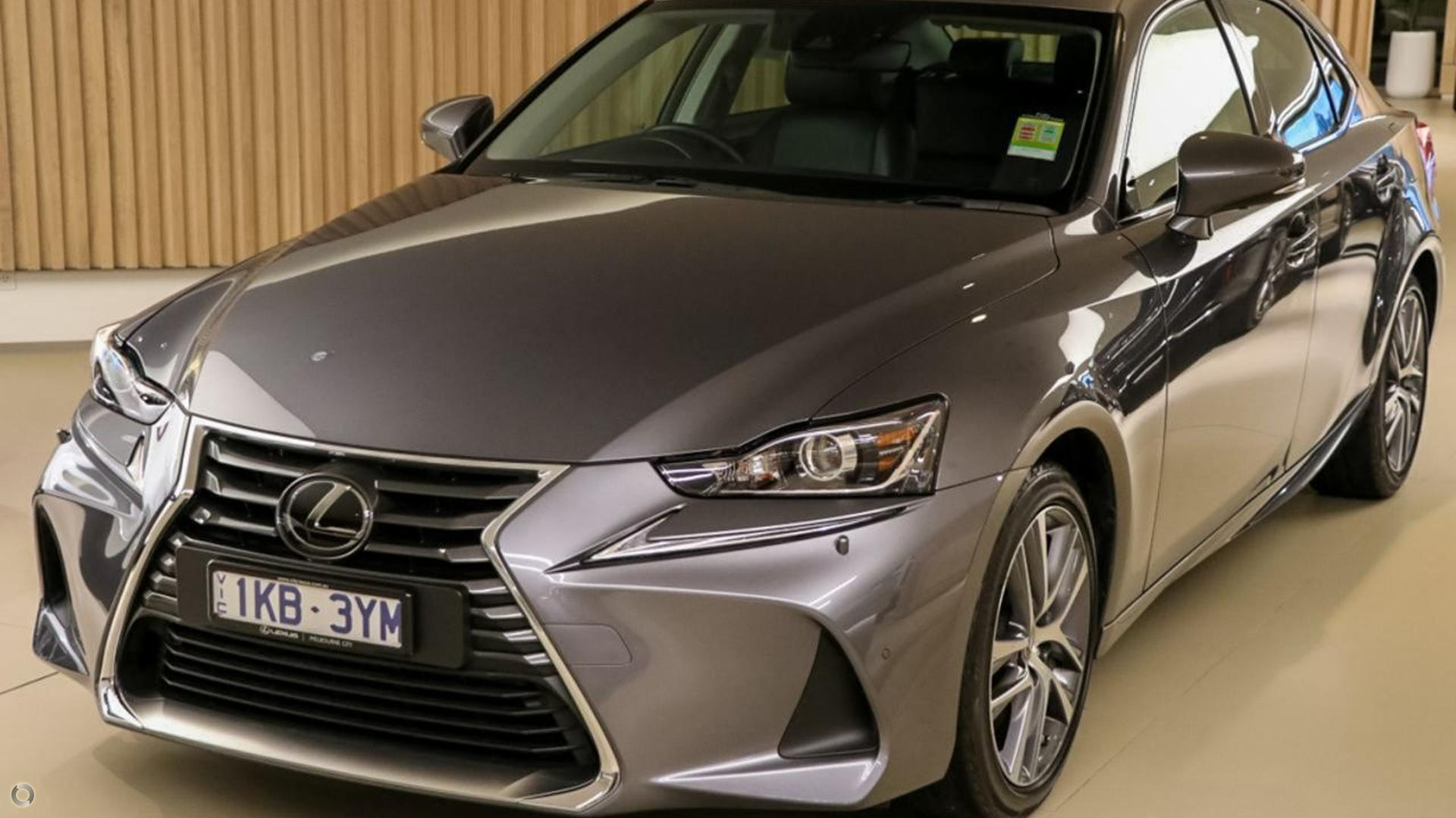 2018 Lexus Is ASE30R