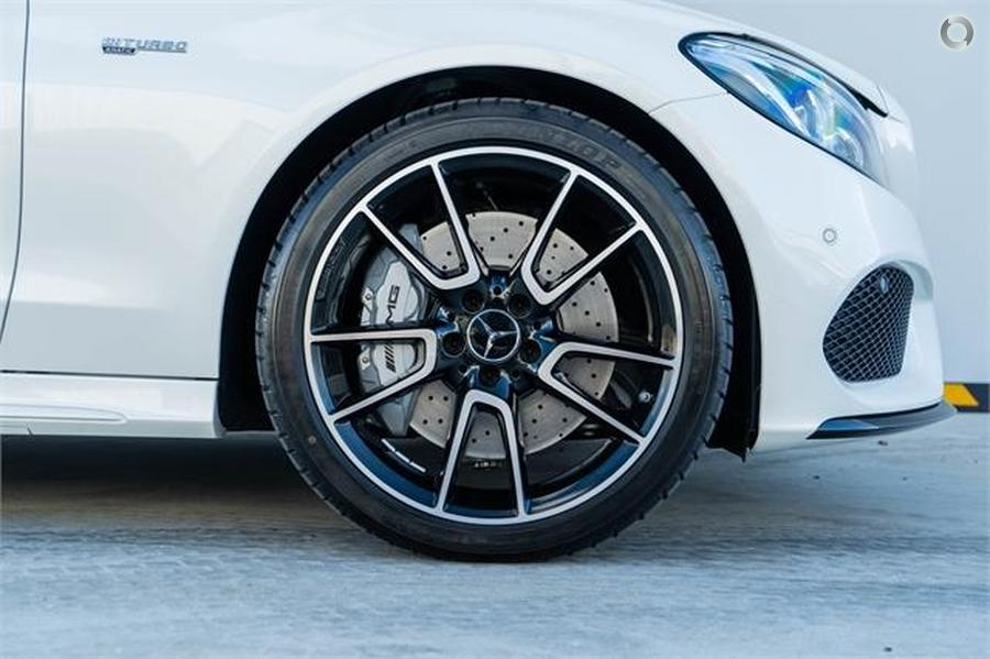 2019 Mercedes-AMG C 43 Coupe
