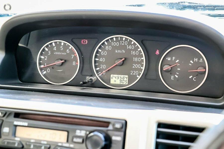 2006 Nissan X-trail ST-S 40th Anniversary T30 II