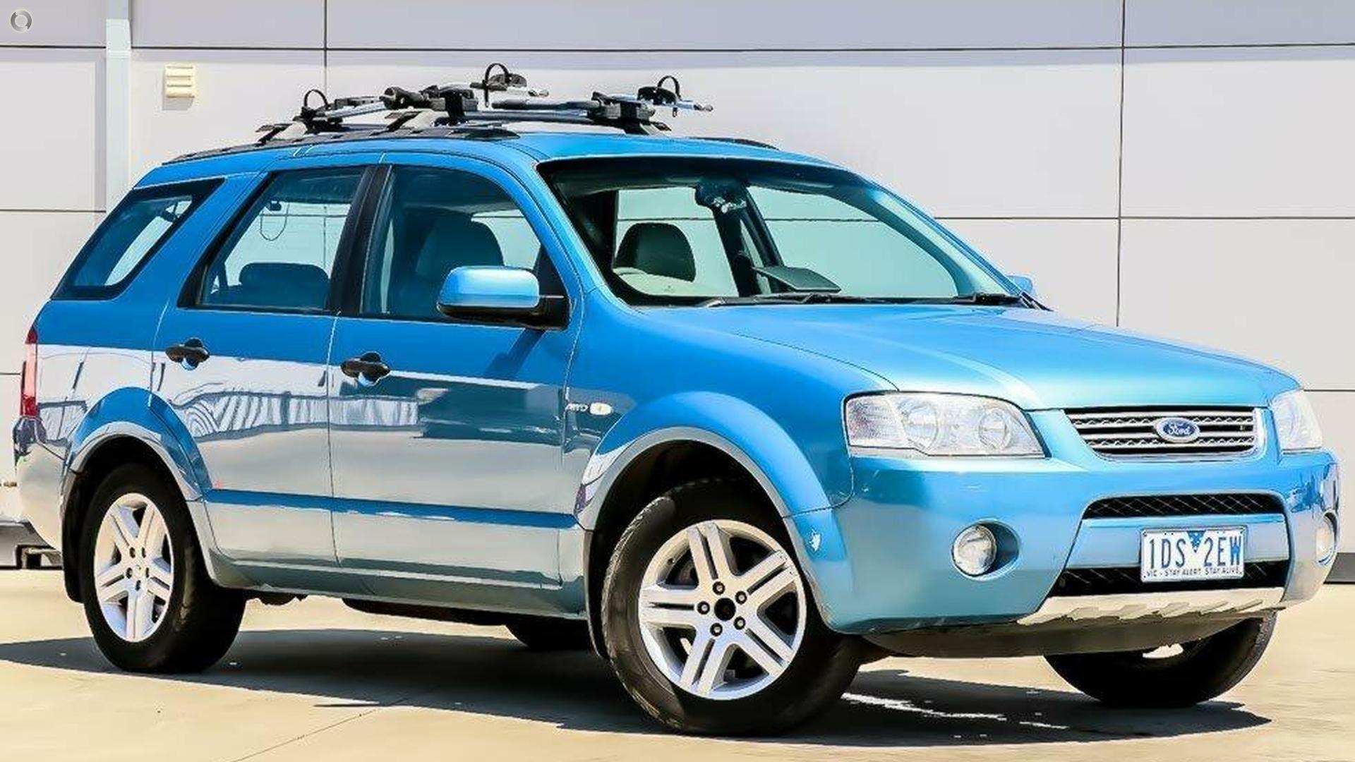 2005 Ford Territory SX