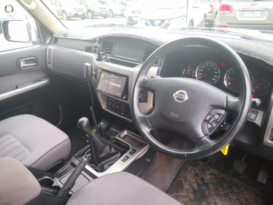 2015 Nissan Patrol N-TEC