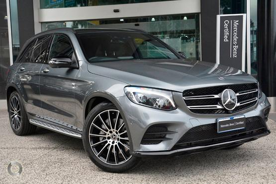 2018 Mercedes-Benz <br>GLC 250