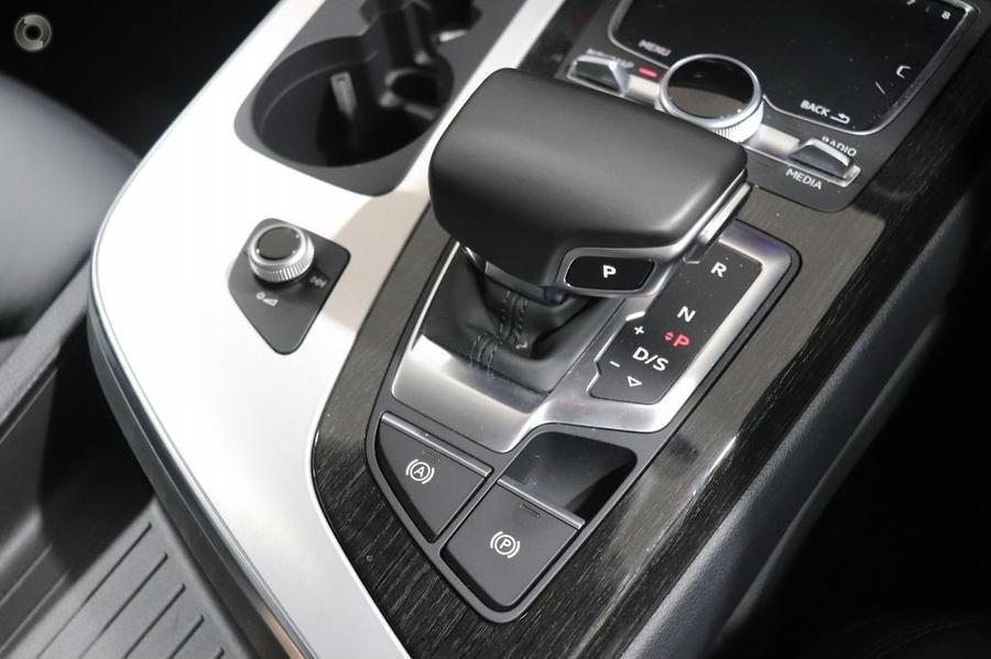 2019 Audi Q7 45 TDI