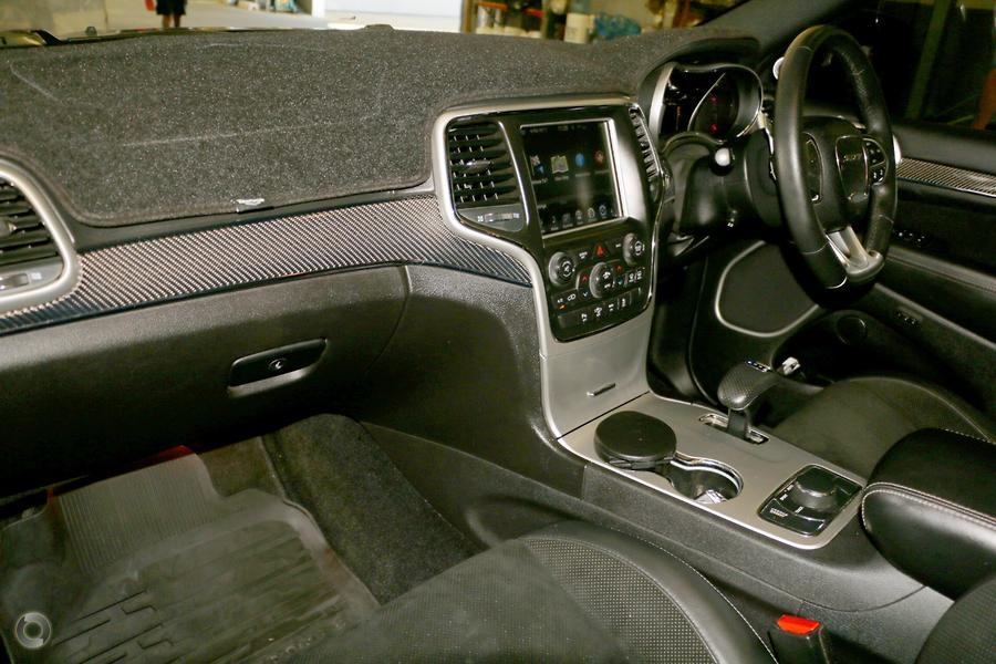 2013 Jeep Grand Cherokee SRT WK