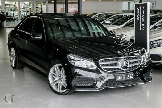 2014 Mercedes-Benz E 400