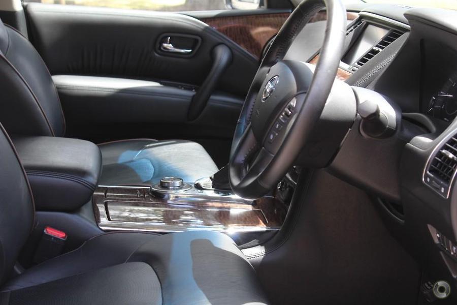 2013 Nissan Patrol Ti-L