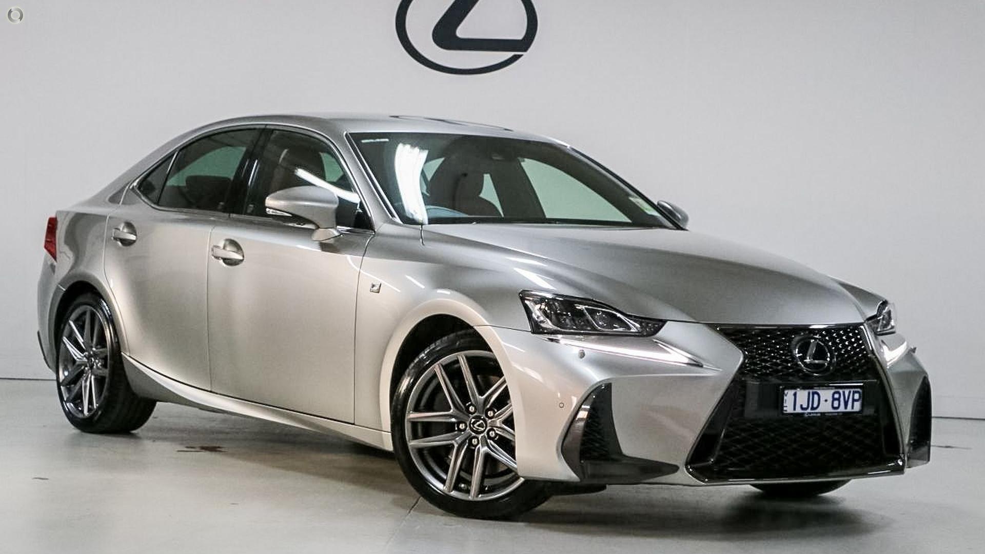2017 Lexus Is ASE30R
