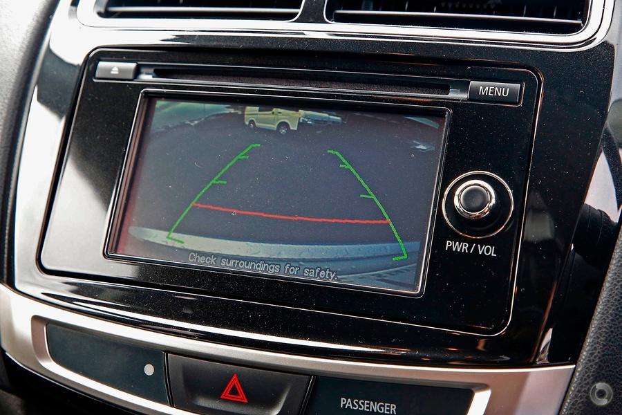 2014 Mitsubishi ASX XLS XB