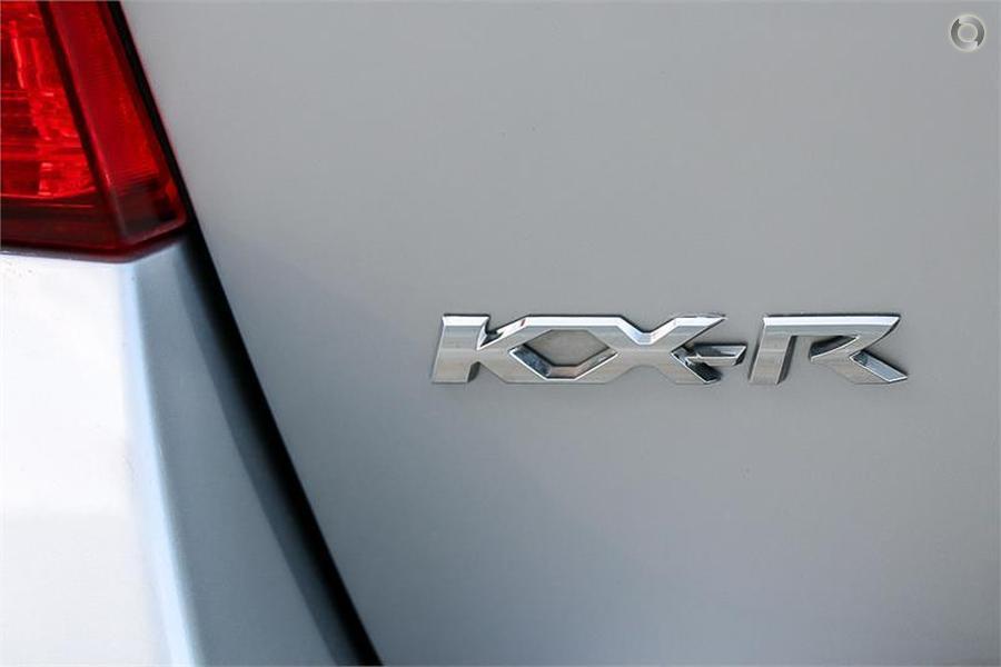 2010 Toyota Kluger KX-R GSU40R
