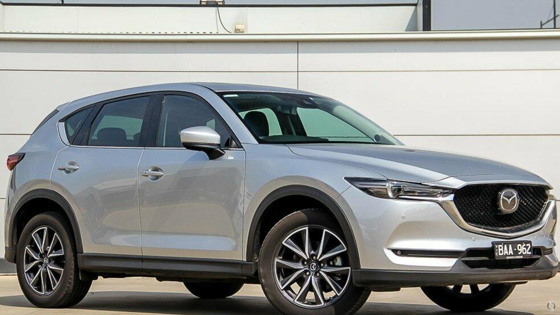 2019 Mazda Cx-5 KF Series
