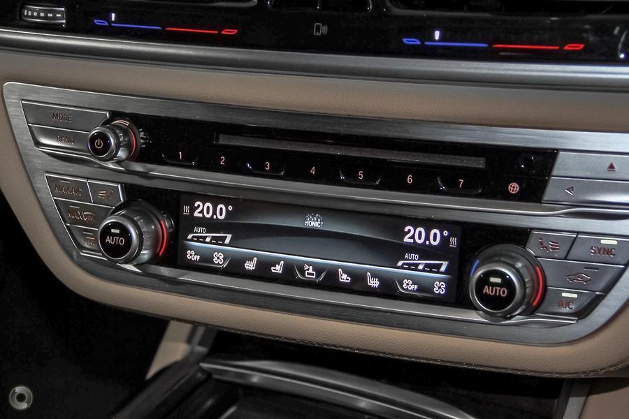 2016 BMW 740Li
