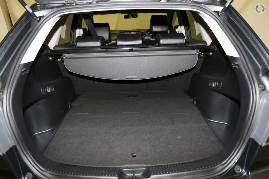 2011 Mazda Cx-7 Sports ER Series 2