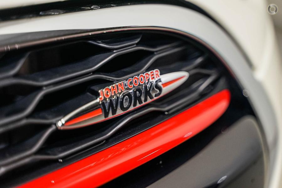 2017 MINI Convertible John Cooper Works