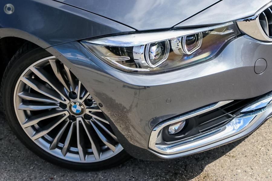2018 BMW 4 Series 420i Luxury Line