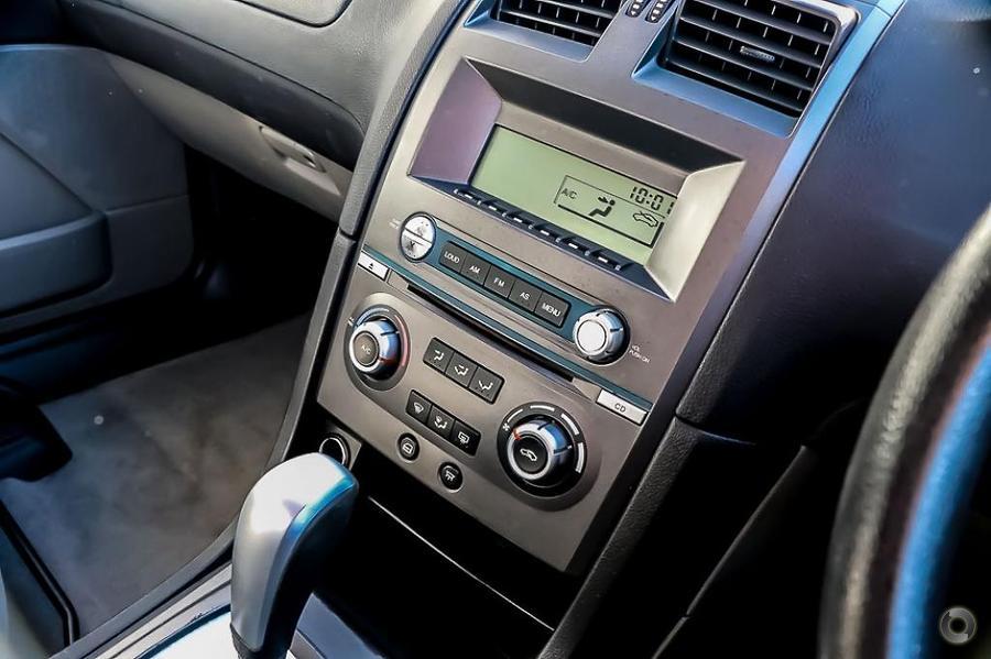 2004 Ford Falcon Ute XL BA