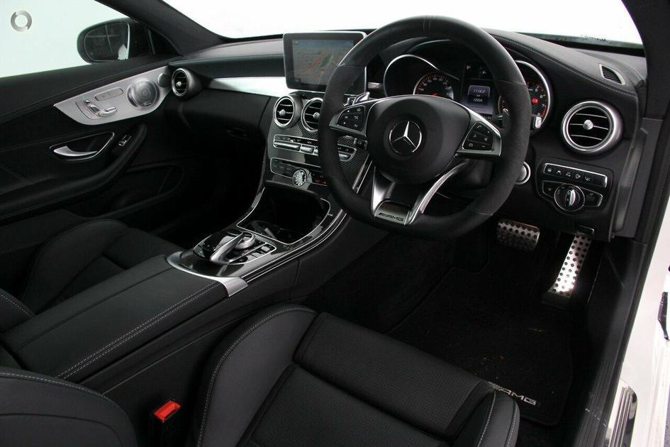 2017 Mercedes-Benz C 63 AMG S Coupé