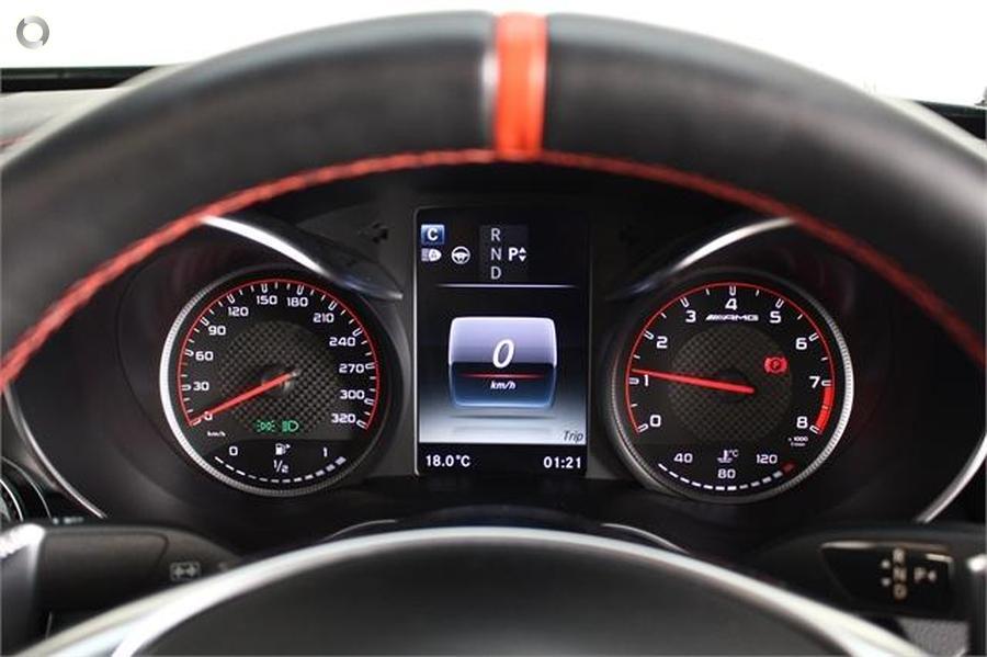2017 Mercedes-AMG C 63 Cabriolet