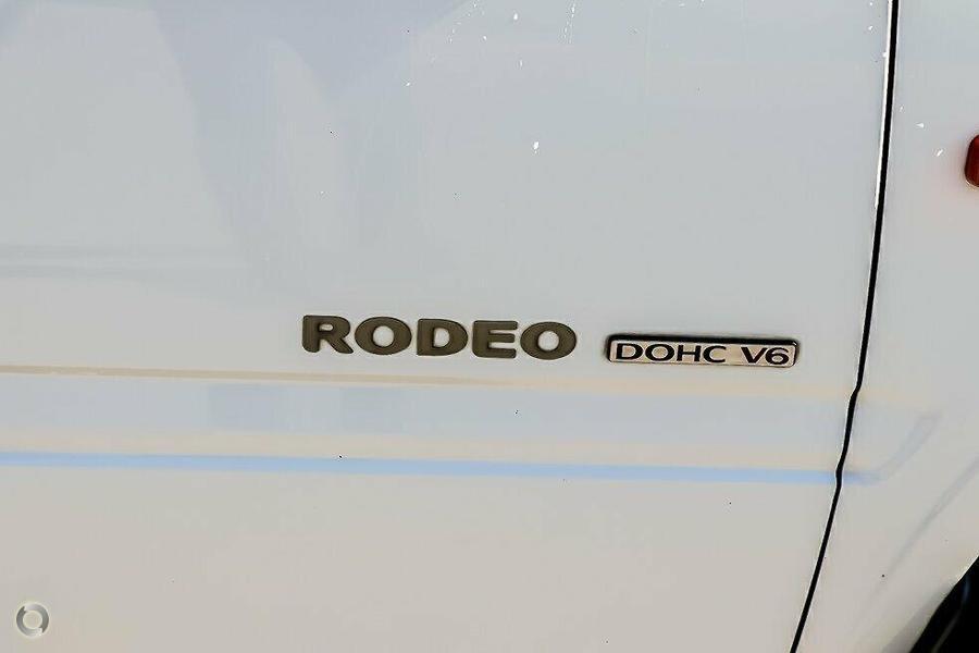 1999 Holden Rodeo LT TF R9 - Car Megamart