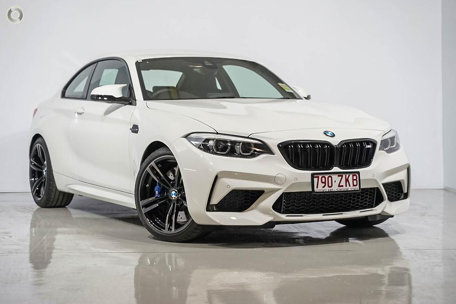 2018 BMW M2 Competition