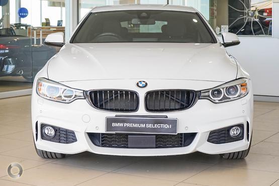 2016 BMW 4 Series 430i M Sport
