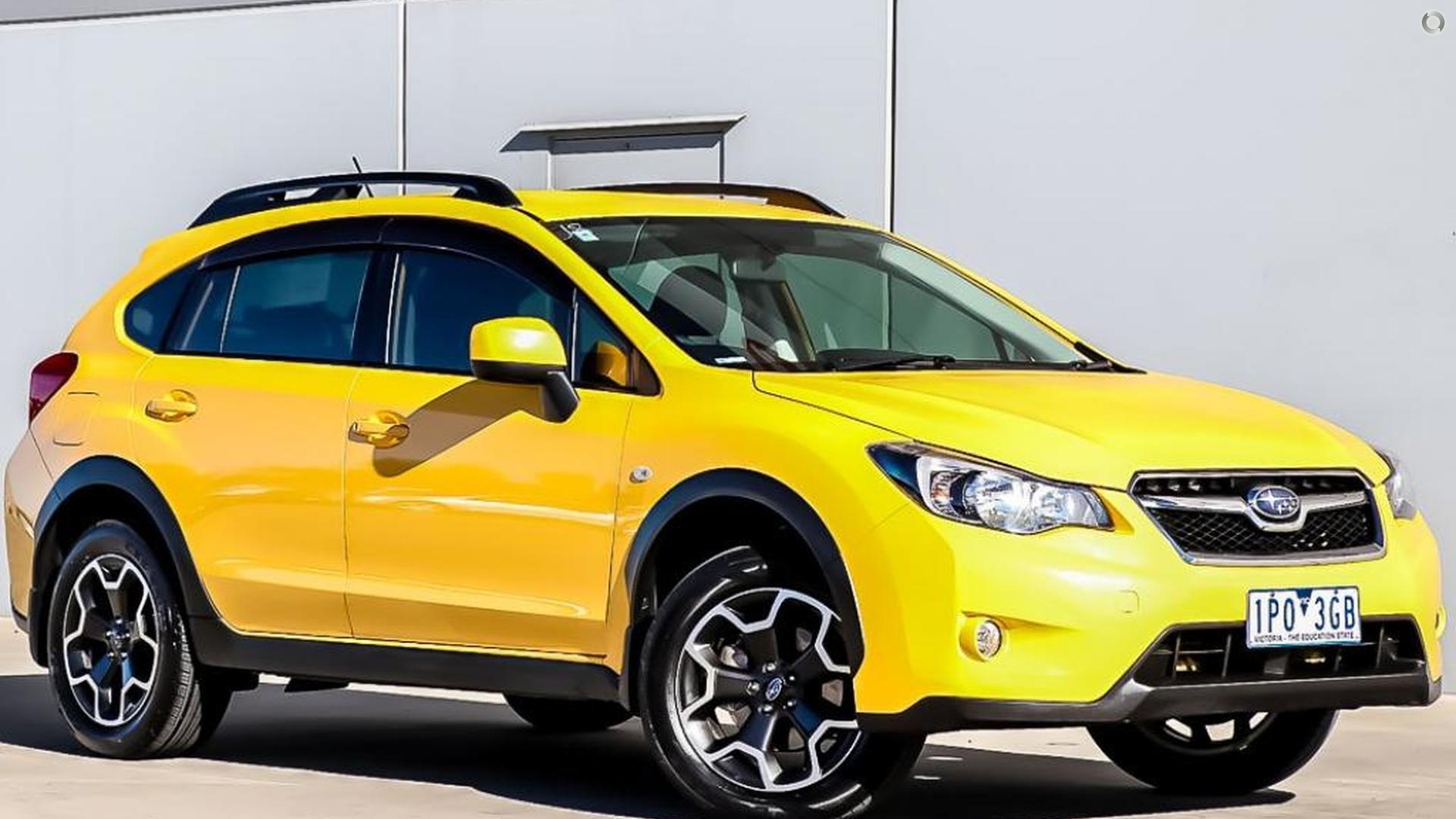 2015 Subaru Xv 2.0i Special Edition G4X