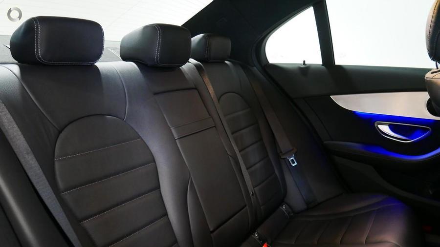 2019 Mercedes-Benz C 220 Sedan
