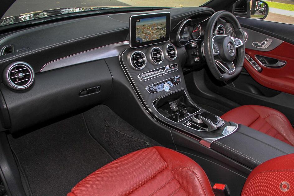 2017 Mercedes-Benz C 200 Cabriolet