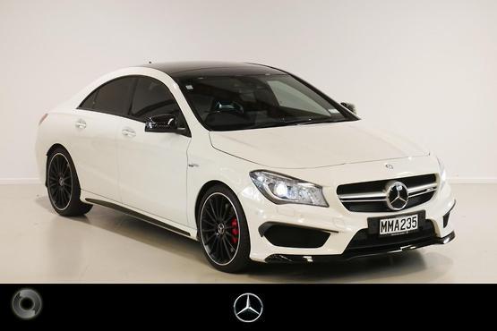 2015 Mercedes-Benz CLA 45