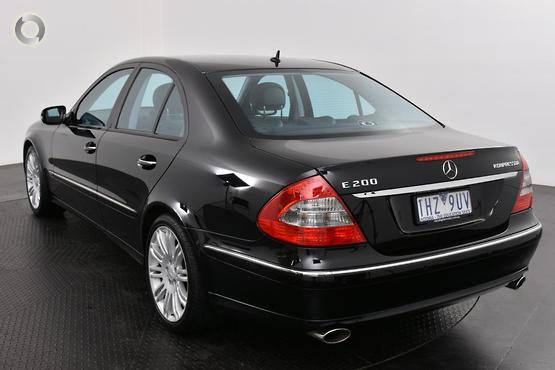 2007 Mercedes-Benz E 200 KOMPRESSOR AVANTGARDE