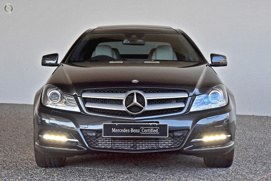 2013 Mercedes-Benz C 250 Coupe
