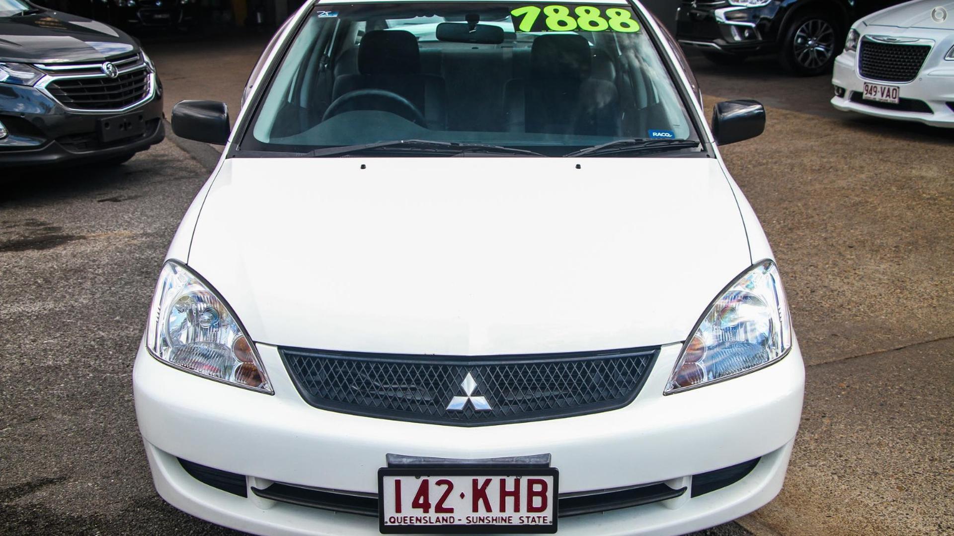 2007 Mitsubishi Lancer ES CH