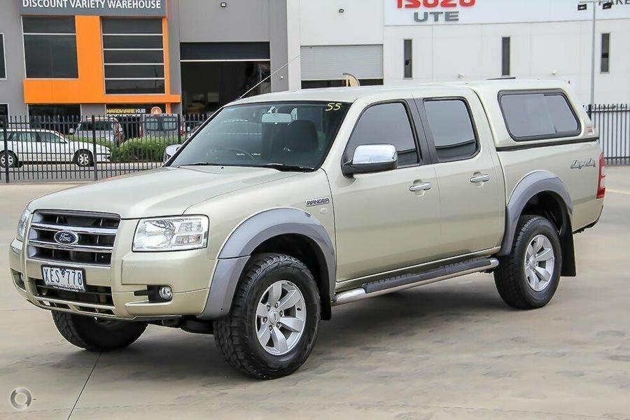 2008 Ford Ranger XLT PJ