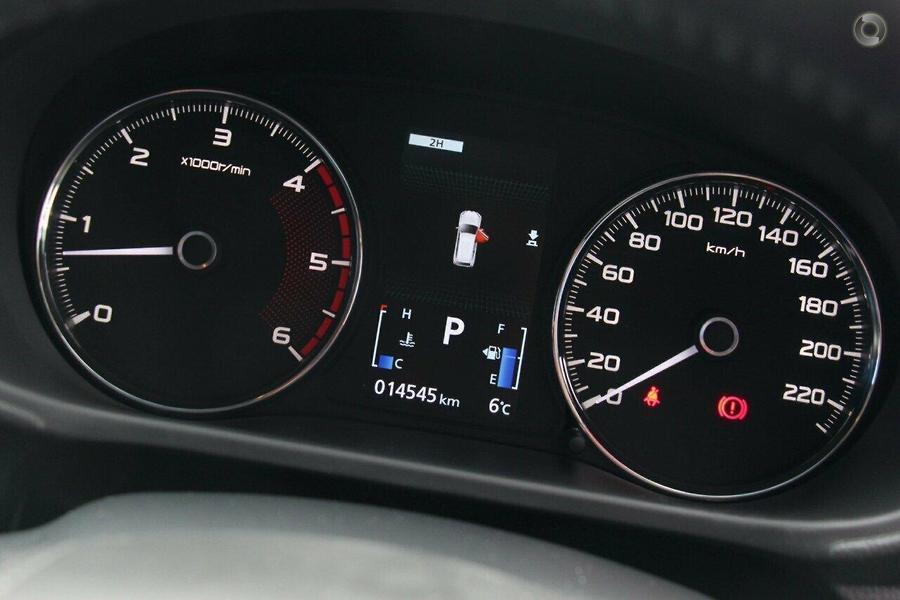 2018 Mitsubishi Pajero Sport Exceed QE