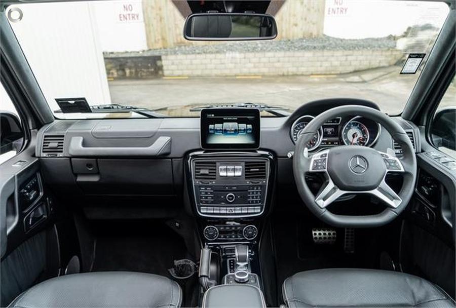 2018 Mercedes-AMG G 63 SUV