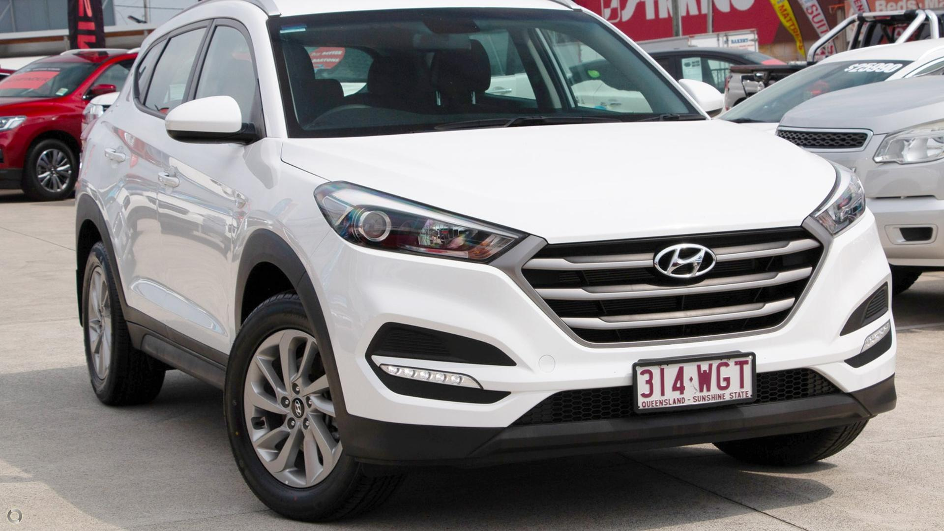 2015 Hyundai Tucson TLe