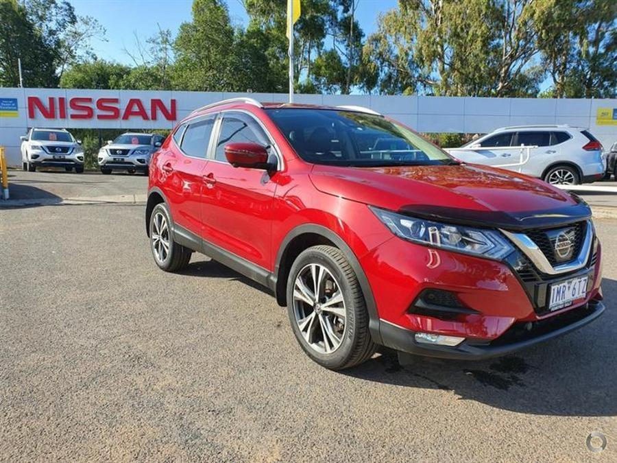 2017 Nissan QASHQAI ST-L