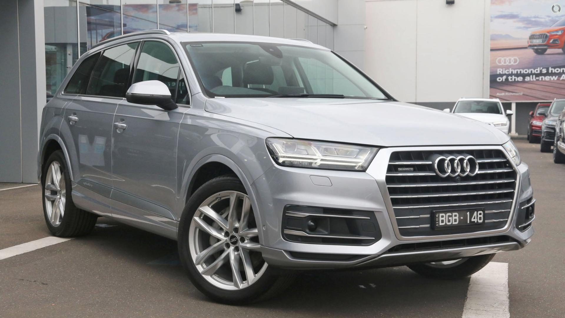 2019 Audi Q7 45 TDI 4M