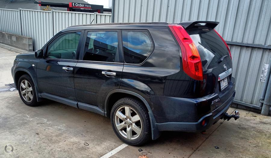 2009 Nissan X-TRAIL ST-L