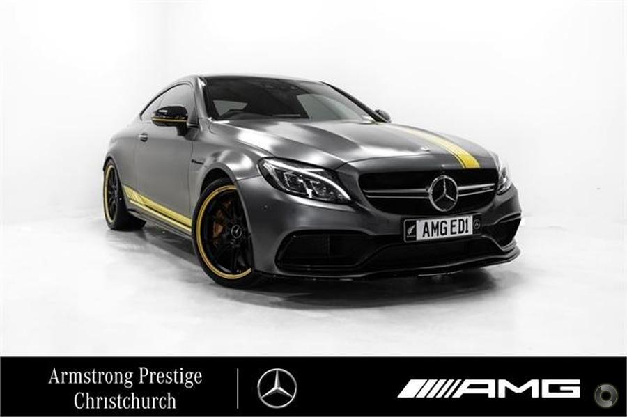 2017 Mercedes-AMG C 63 Coupe
