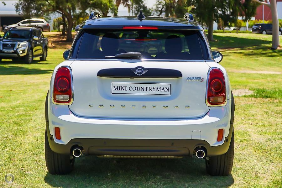 2019 MINI Countryman Cooper S