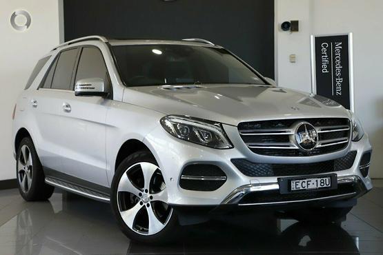 2015 Mercedes-Benz GLE-CLASS