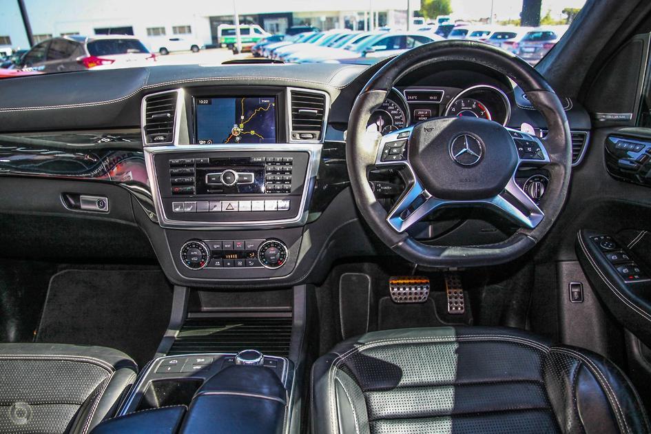 2014 Mercedes-Benz ML 63 AMG Wagon