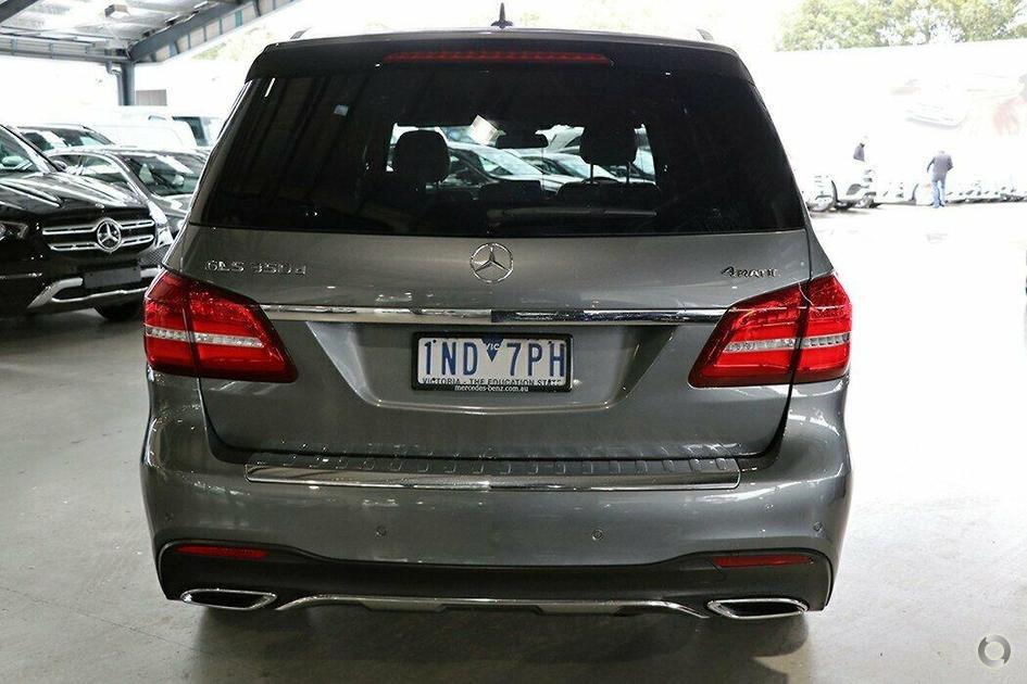 2018 Mercedes-Benz GLS 350 D SPORT Wagon