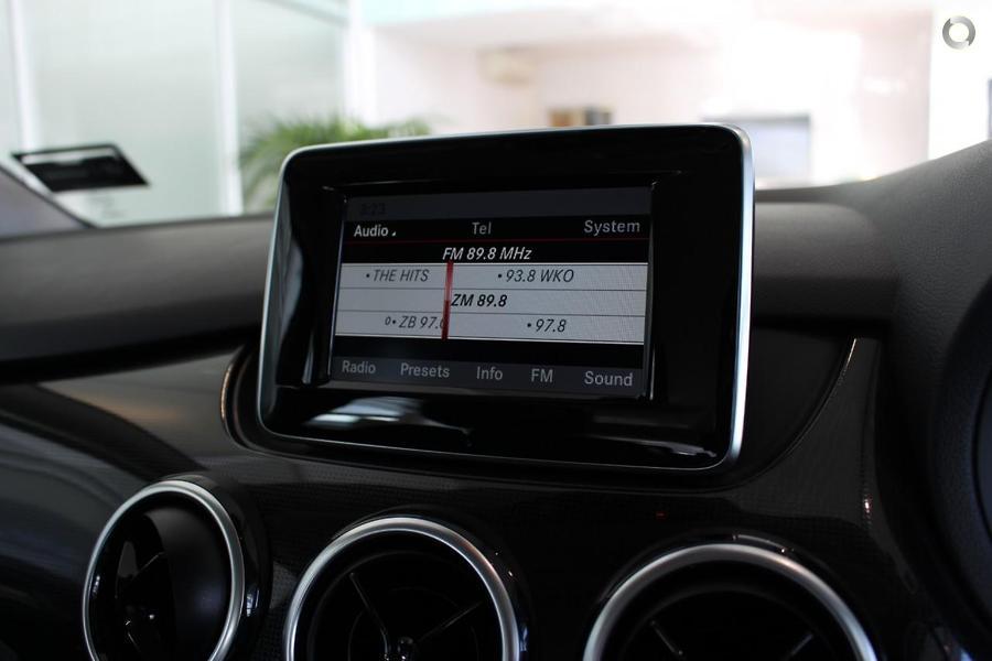2013 Mercedes-Benz B 180 Sports Tourer