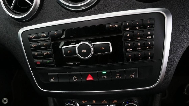 2014 Mercedes-Benz A 200 Hatch