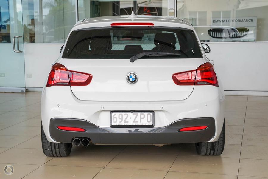 2019 BMW 125i M Sport